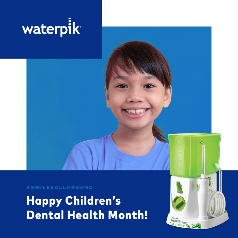 higiena zębów dzieci