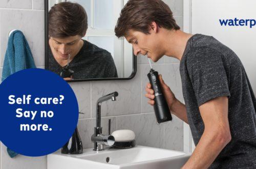 niewłaściwa higiena jamy ustnej